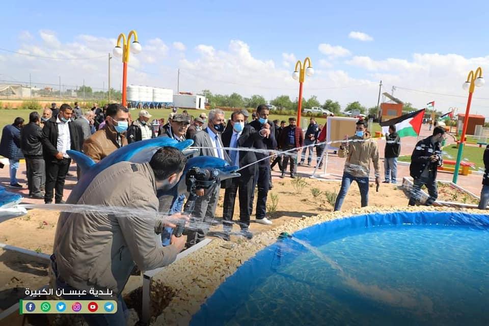 MDLF Projects in Gaza